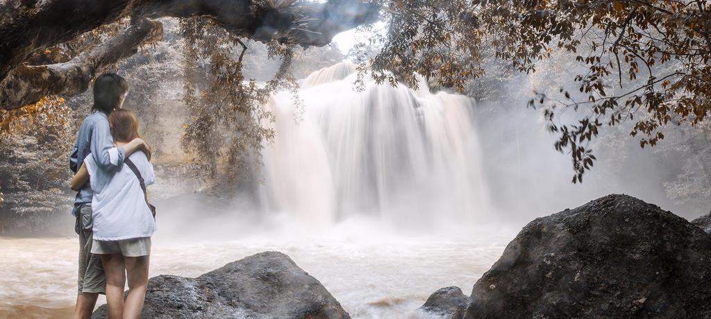 Suwat Fall by palmbook