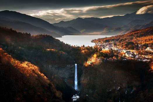 Chuzenji Lake and Kegon Falls