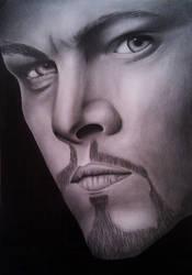 Leonardo DiCaprio - Inception by PurpleStrawberry4