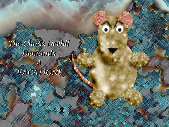 Chaos Gerbil by Platinus