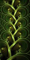 Jack's Beanstalk by Platinus