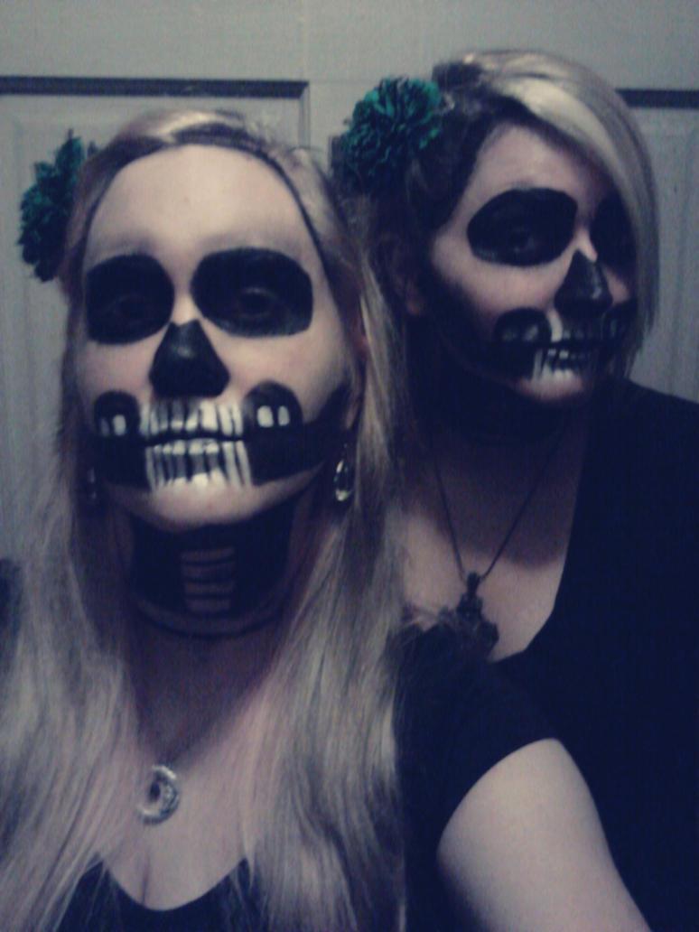 Skeleton Twins by Duskysunset