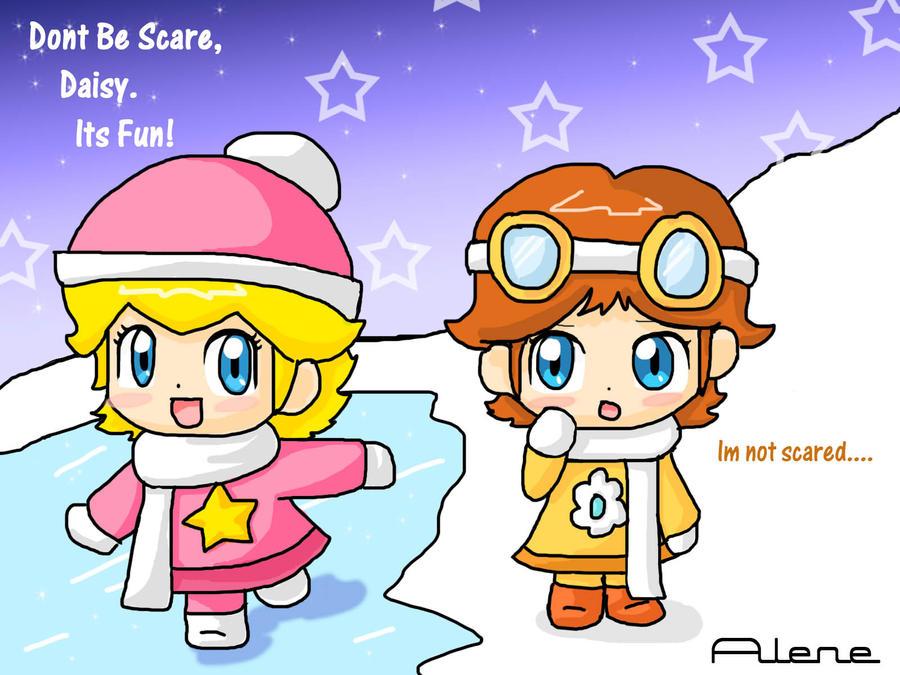 Go Daisy :3 by AleneStar