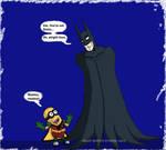 Batman's new side kick