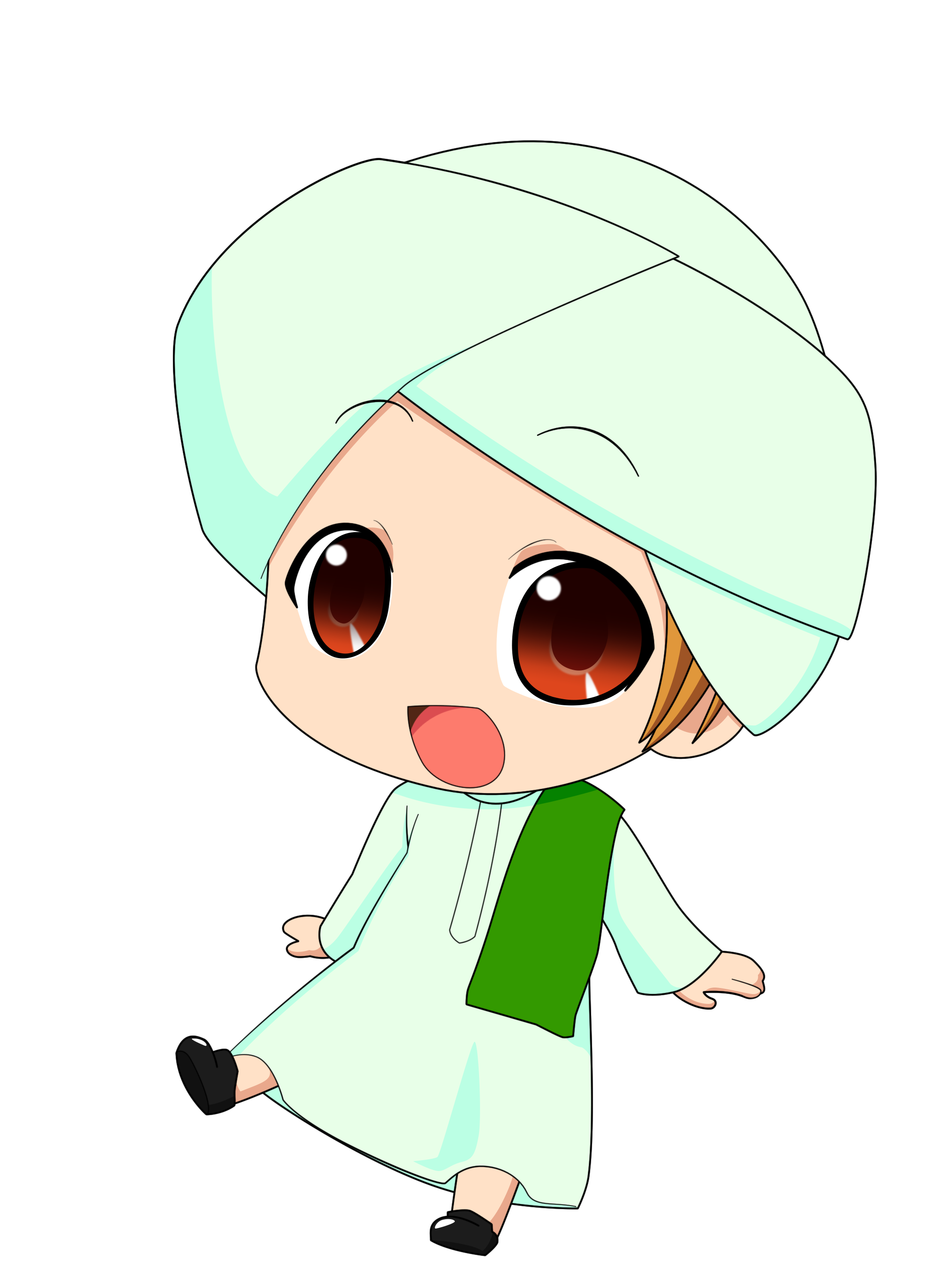 chibi_muslimin_2_by_taj92d8fuxfh.png (2007×2752) Kartun