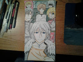 Togainu No Chi by DarkPitFan2012