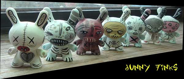 DUNNY FINKS by GUSFINK
