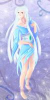 Human Anivia by Serenity12778