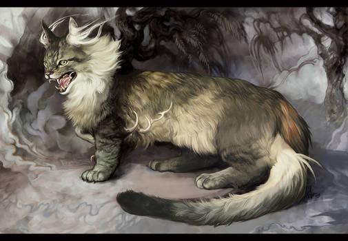 My Dragon Cat