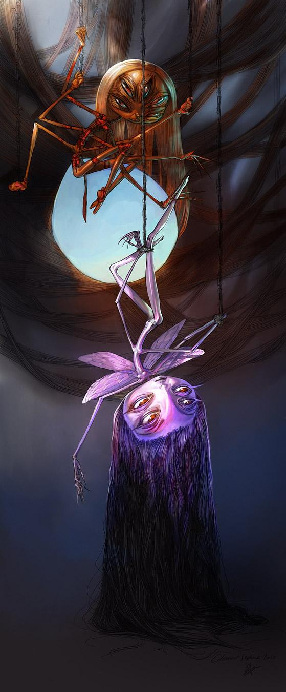 I like Villains [Illustration]