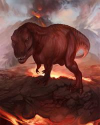 T-rex Commission