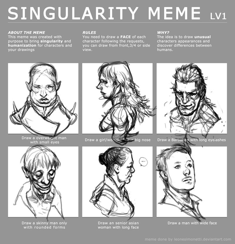 Singularity meme by Smirtouille