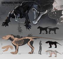 Saberhands Panther