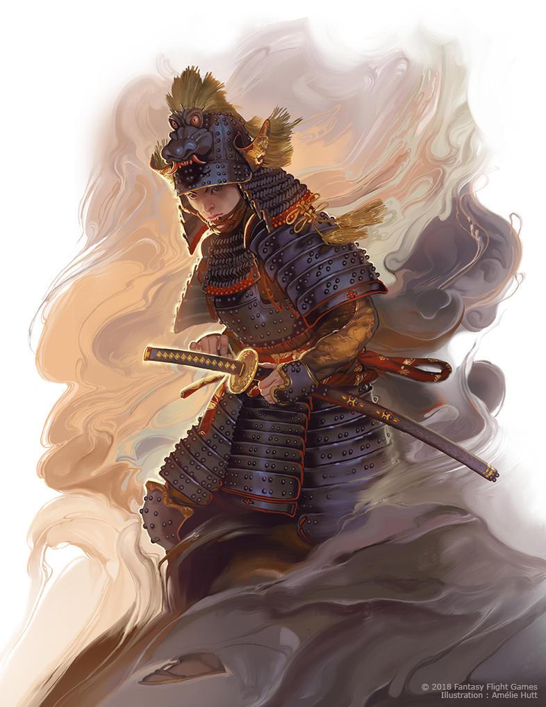 Lion Akado Bushi by Smirtouille