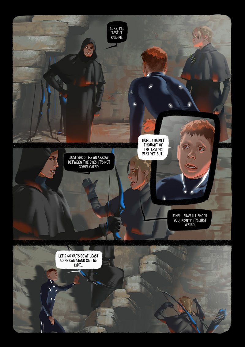 Chapter 6 - Page 33 by Smirtouille