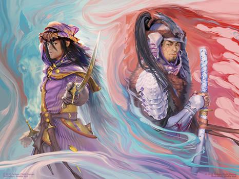 Unicorn Clan Covers