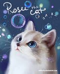 Rosee the cat =^..^=