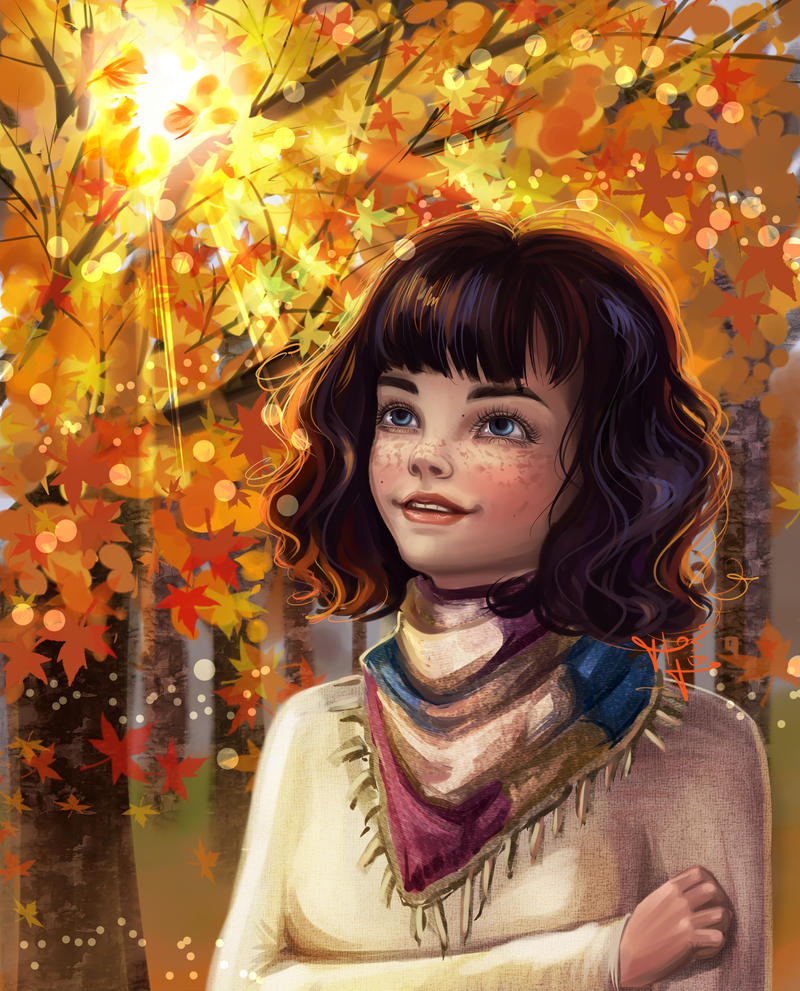 Fall's here by 1NFIN1TY