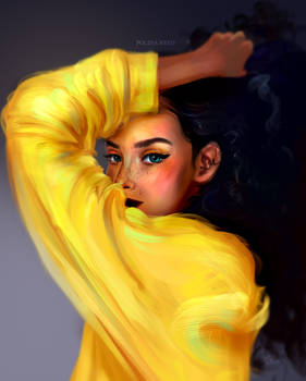 Portrait study   0808