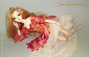 swadhisthana doll