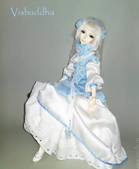 Vishuddha doll 1
