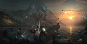 Attack of Vikings. Tightrope Games