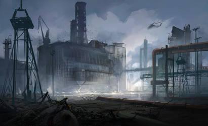 Factory by SergeyZabelin
