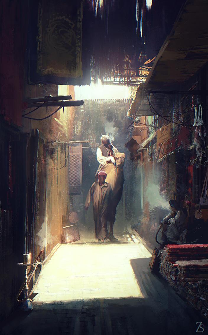 Eastern Market_2 by SergeyZabelin