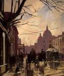 Old England Street. Study