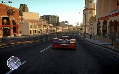Modder bringing GTA V map to GTA IV