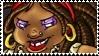 Lourdes Stamp by meoshira