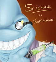 SCIENCE is happening... by meoshira