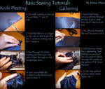 Basic Sewing Tutorial 1