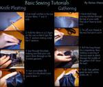 Basic Sewing Tutorial 1