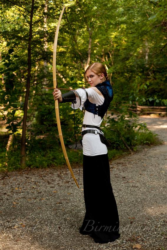 Archer by Reine-Haru