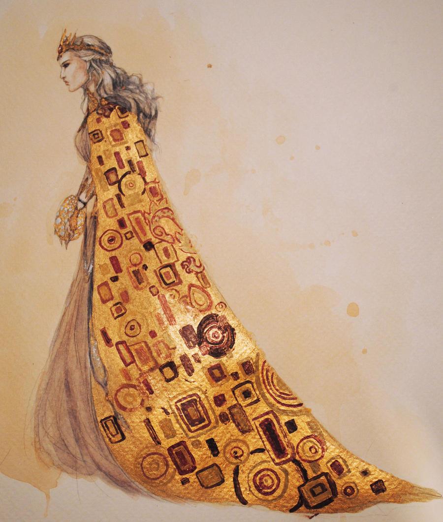 Daenerys Stormborn by Reine-Haru