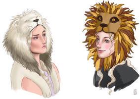 Lion Hats