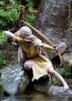Stone Age Huntress