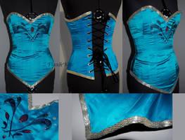 Elsa Coronation Corset