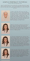 Simple Portrait Tutorial