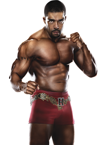 WWE '13 - David Otunga by cmpunkster on DeviantArt