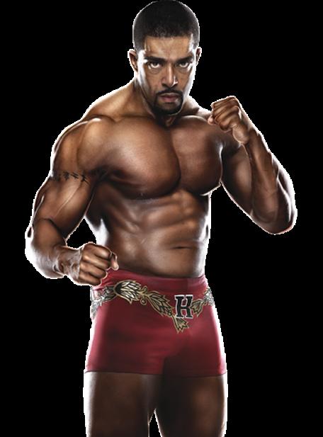 WWE '13 - David Otunga by cmpunkster on DeviantArt