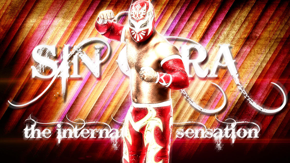 NEW Sin Cara Wallpaper By Cmpunkster