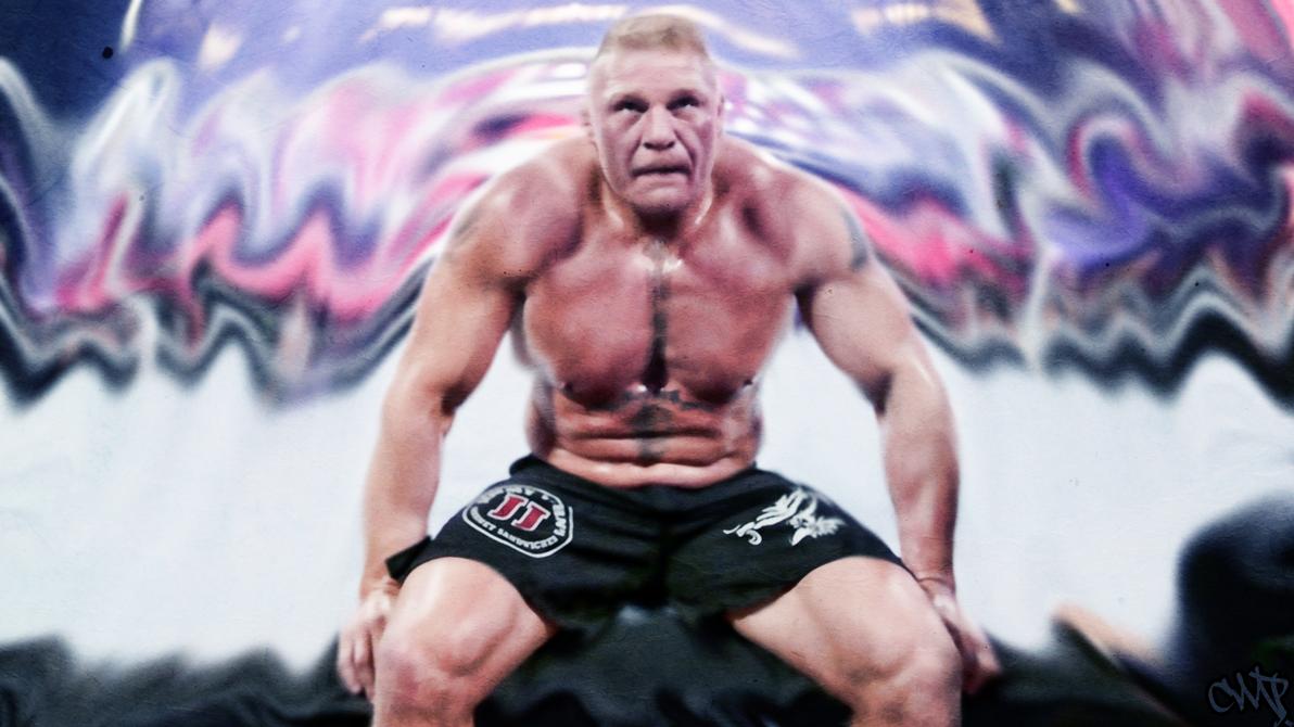 Brock Lesnar vs Frank Mir FULL FIGHT -
