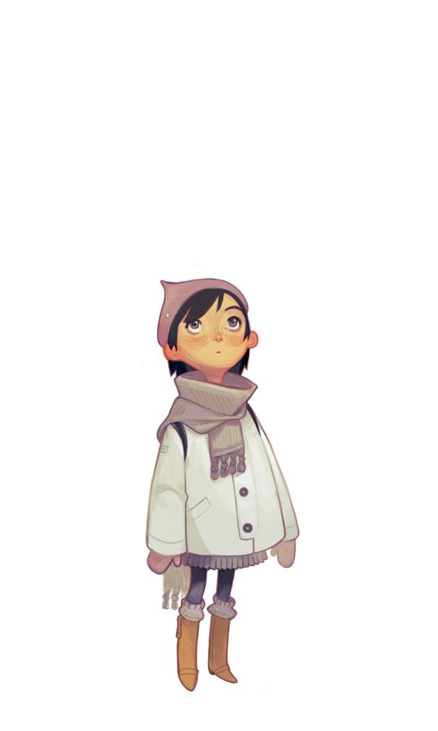 Winter Kid by joy-ang