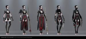 Dragon Age 2 Elf Costumes