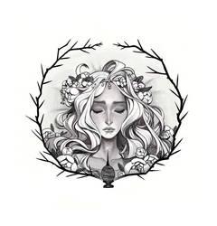 Sketch Dailies - Sleeping Beauty