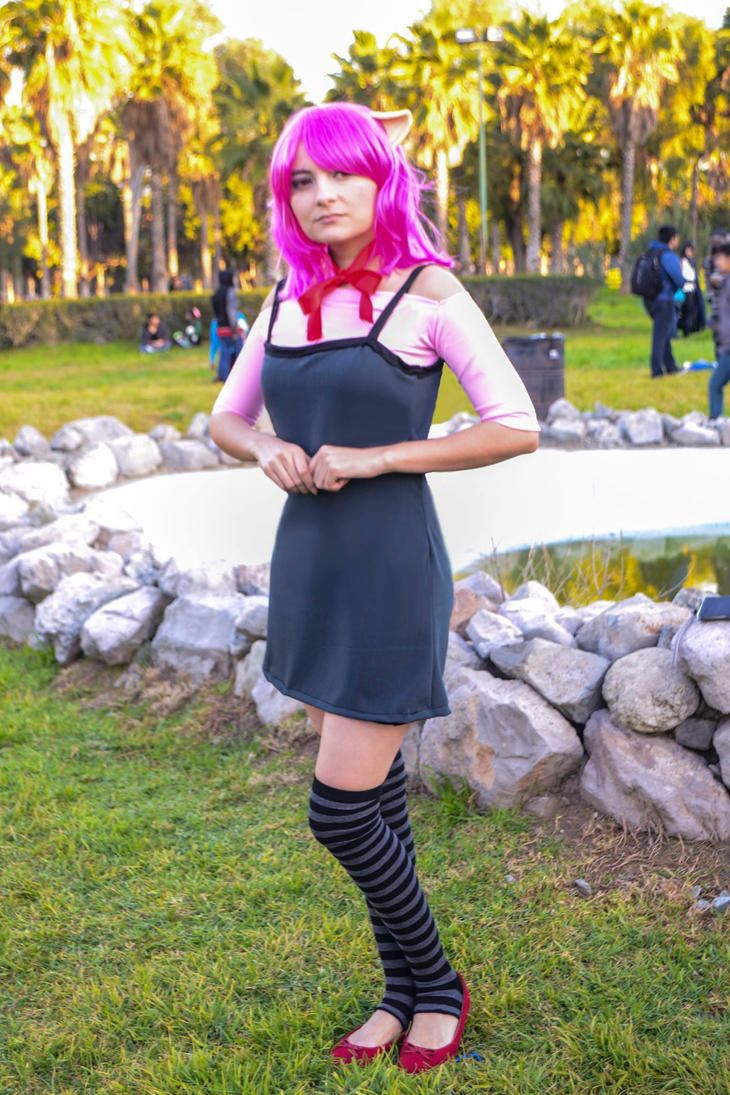Lucy from Elfen Lied Cosplay #1 by RedLillyC