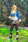 Princess Zelda | Breath of the Wild