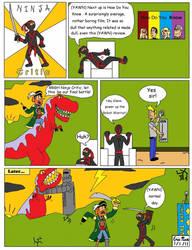 Ninja Critic Comic 4 by clinteast